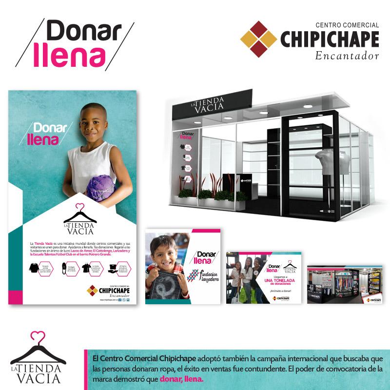 Chipichape - Tienda Vacía
