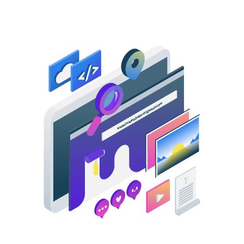 Servicio de diseño web profesional