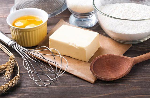 Pasta hilesi - soğuk tereyağı kullanma