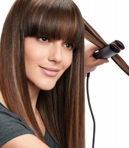 Evden çıkmadan profesyonel sonuçlar için ClassicCoiffeur saç düzleştirici
