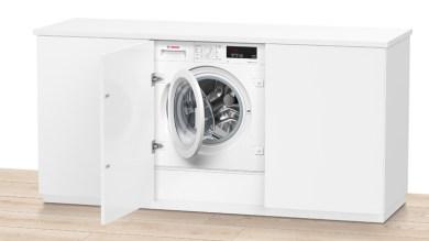 çamaşır makinesi entegre edilebilir bosch