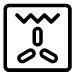 Kızartma için 8 serisi fırın simgeleri