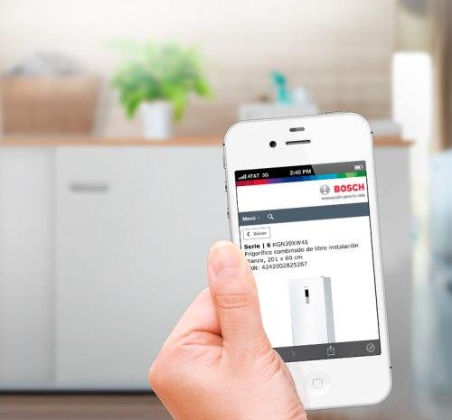 Bosch'un en çok aranan buzdolabı
