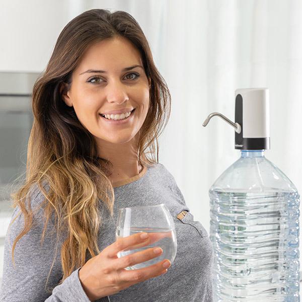 Dispensador de Água Automático Recarregável