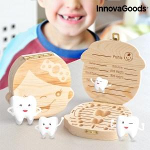 Caixa de recordações para bebé