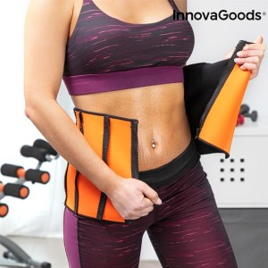 Cinta desportiva InnovaGoods Sport Fitness