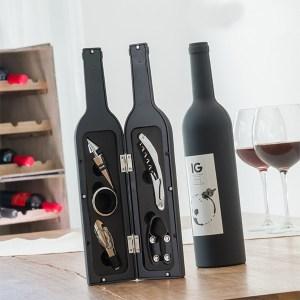 Conjunto de vinho 5 peças