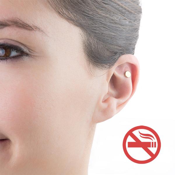 Iman para Deixar de Fumar de acupressão