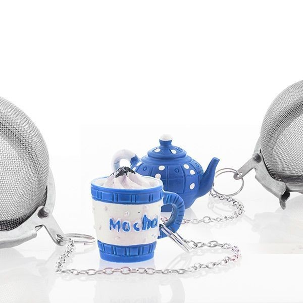 Infusor de chá em forma de Bule