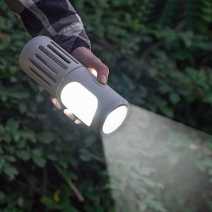 Lâmpada antimosquitos lanterna e foco portátil 3 em 1