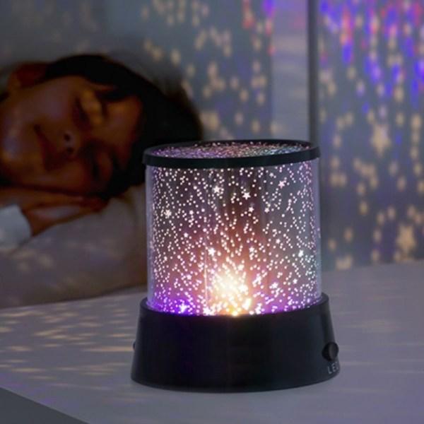 Projetor LED de estrelas