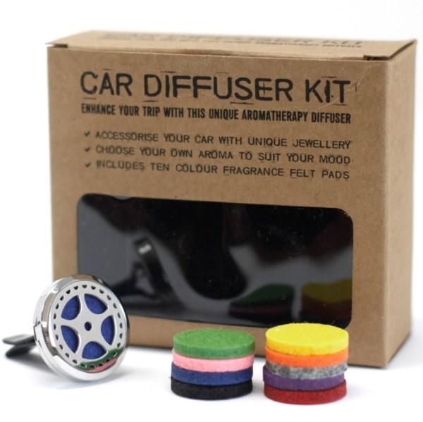 Kit de difusor para carros - Roda
