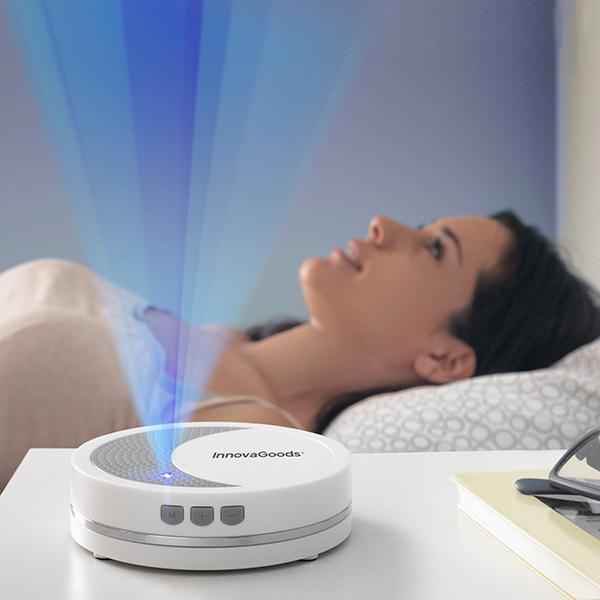 Maquina de Relaxamento através de white noise
