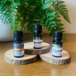 Kit de 3 óleos essenciais