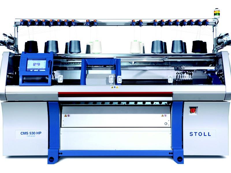 Image of Stoll CMS Machine