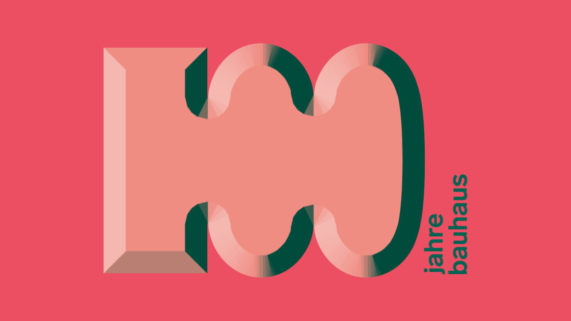 100 jahre bauhaus keyvisual 3 e1552538019186 - 100 Años de la Bauhaus