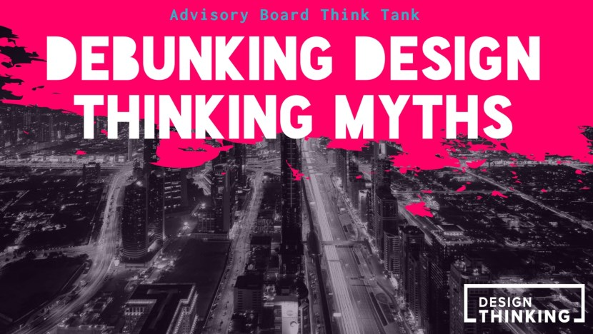 Debunking Design Myths Cover