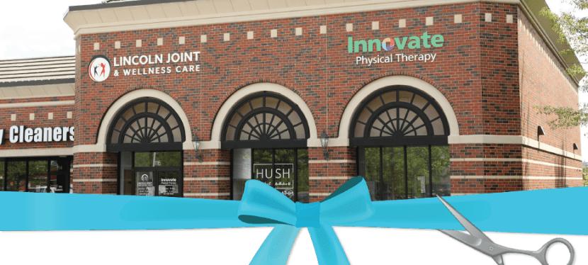 Lincoln Clinic Ribbon Cutting Celebration