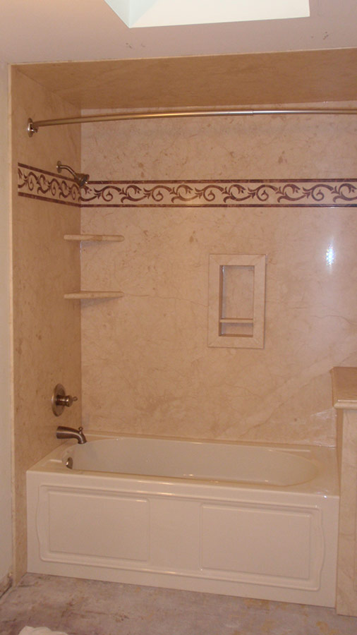 DIY Shower Amp Tub Wall Panels Amp Kits Innovate Building Solutions