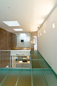 Glass Floor Panels   Stair Treads for Bridge  Landings   Decking     Residential glass flooring