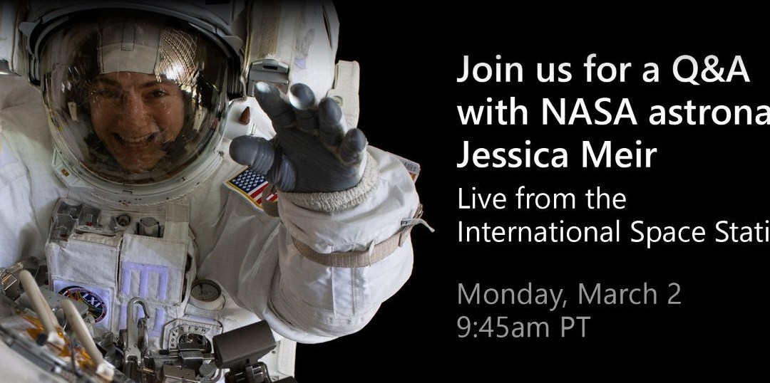 NASA STEM EVENT FOR SCHOOLS