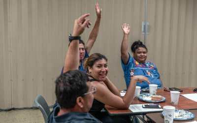 Únase el domingo para apoyar las escuelas públicas de Redwood City a través de la Medida H