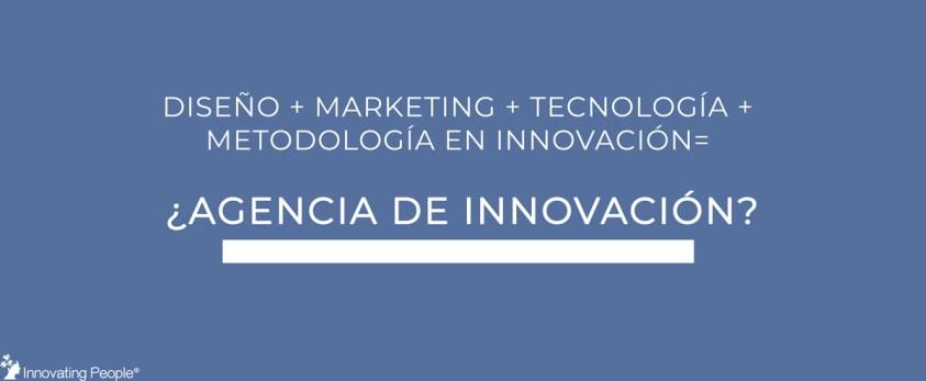 fórmula de las agencias de innovación