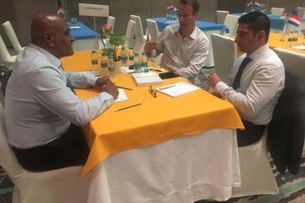 Netherlands India Healthcare and LifeSciences B2B meetings - 12