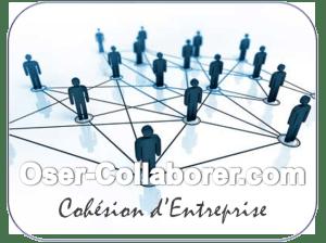 Oser-Collaborer - Logo - Cohésion
