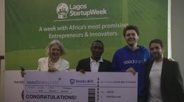 MyQ winner Lagos Startup