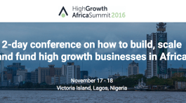High Growth Africa Summit
