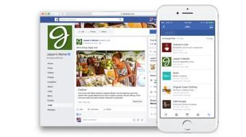 Facebook Job feature