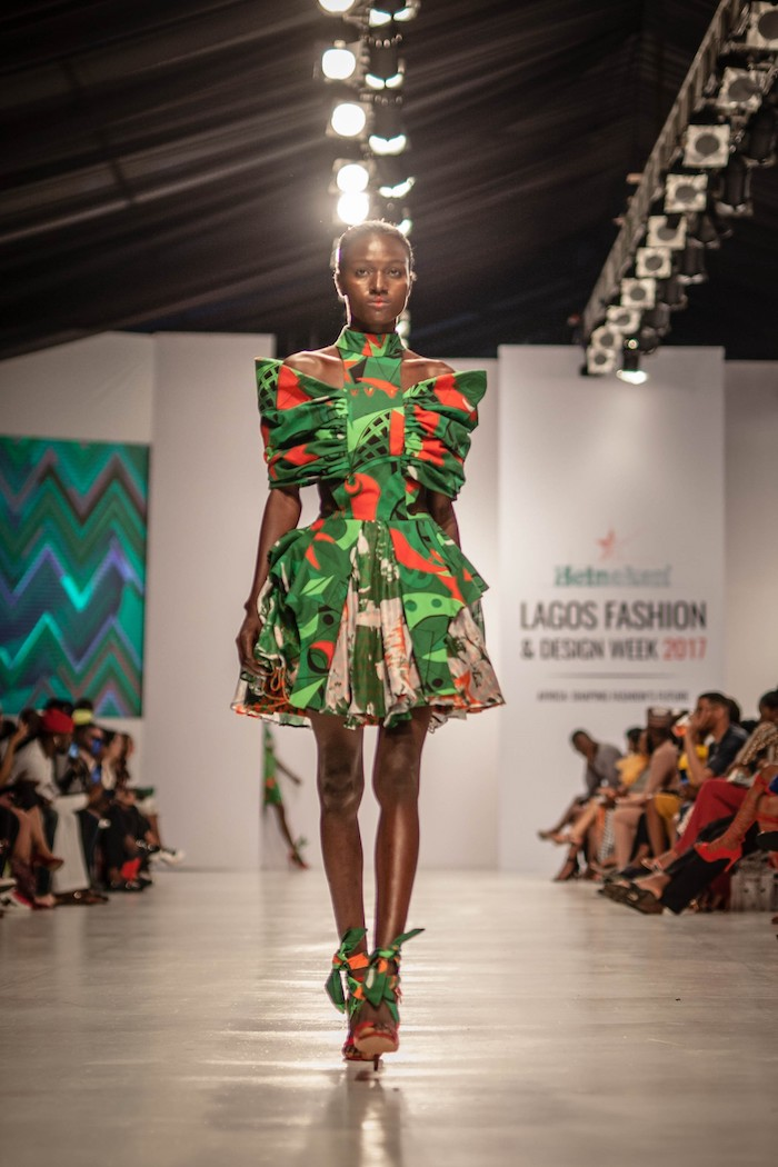 Heineken Unveils First Africa Inspired Fashion Collection At Lagos Fashion And Design Week Innovation Village