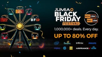 Jumia 2017 Black Friday
