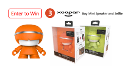 Xoopar Boy Mini