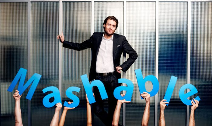 Pete Cashmore Mashable