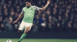 Nigeria Super Eagles 2018 Kit