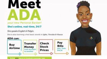 ADA Diamond Bank Chatbot