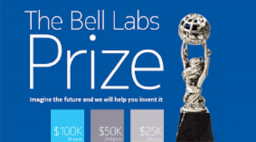 NOKIA BELL LAB PRIZE