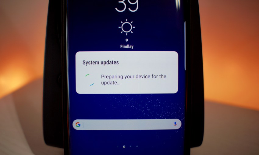 Samsung Galaxy S8 Android Oreo Update Problems & Solutions