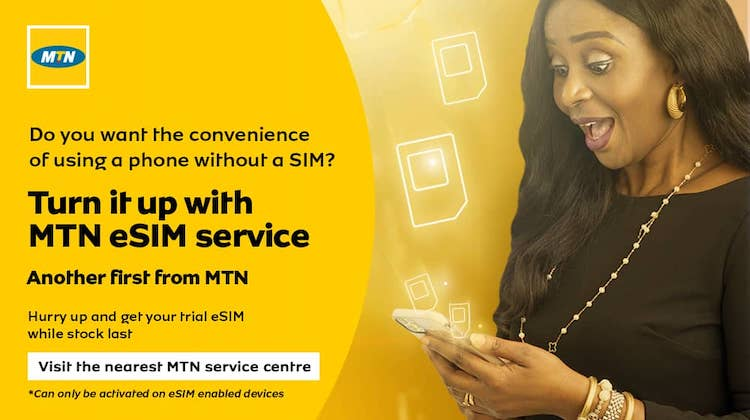 Mtn Becomes The First Mobile Telecoms Operator To Introduce Esim In Nigeria Innovation Village