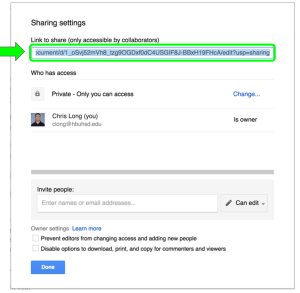 , Submitting Native Google Docs in Canvas, ICCSD Technology & Innovation Blog