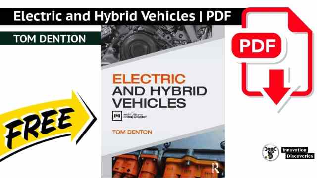 Electric and Hybrid Vehicles by Tom Denton | PDF