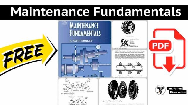 Maintenance Fundamentals | PDF