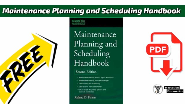 Maintenance Planning and Scheduling Handbook