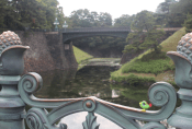 Loki visits the Imperial Palace too