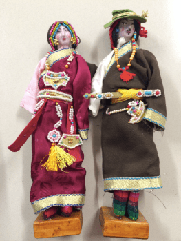 Mystery Dolls 1 Front
