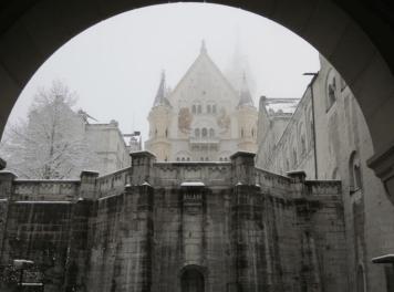 Neushwanstein Castle 1