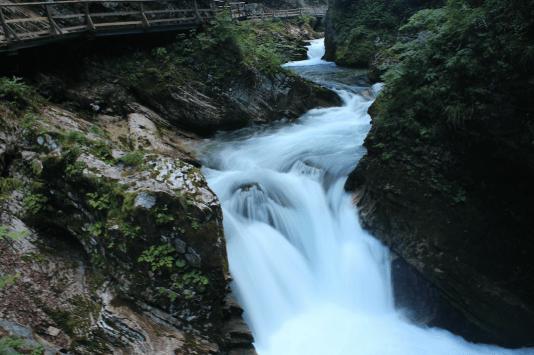 Vintgar Gorge 5