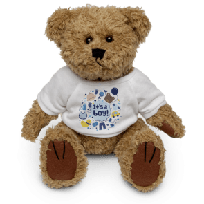 Small Personalised Teddy Bear